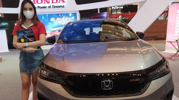 Hadir di Sun Plaza, Honda City Hatchback Diserbu Pengunjung, Padaha Belum Rilis Harga