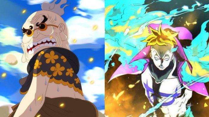 Bocoran Manga One Piece 1006: Hyogoro Si Bunga Mati? Pertarungan Marco Phoenix vs 3 Komandan Yonkou