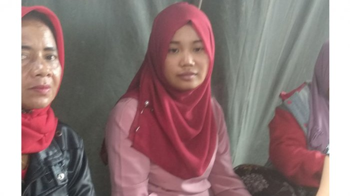 Sri Santika Teriak pada 3 Pria yang Pegang Pelampung: Saya sedang Hamil, Mereka pun Tolong Saya