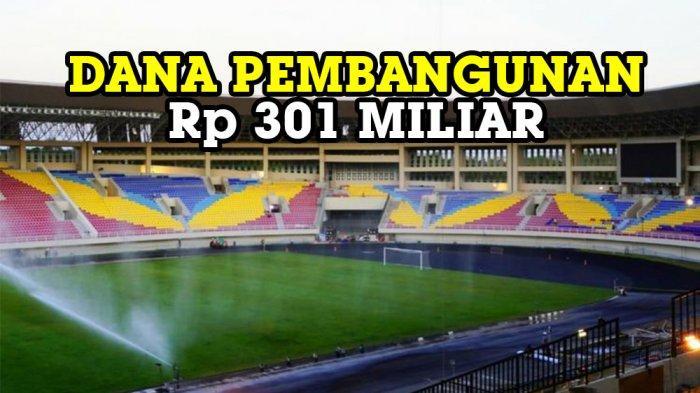 Stadion Manahan Solo diresmikan Presiden Joko Widodo, Sabtu (15/2/2020) malam, diharap bisa menjadi tuan rumah Piala Dunia U20