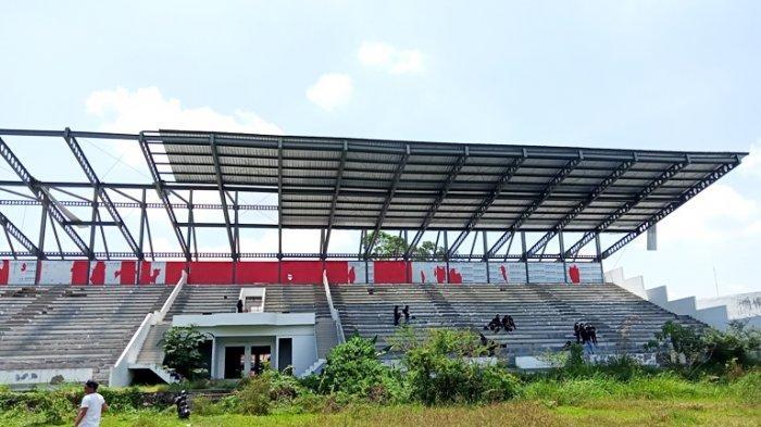 Kehabisan Uang, Pemko Siantar Ajukan Proposal Pembangunan Stadion Sangnaualuh Ke Kemenpora