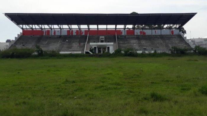 Stadion Sangnaualuh Semakin Rusak, Dinas PUPR Rencana Bangun Tembok Keliling