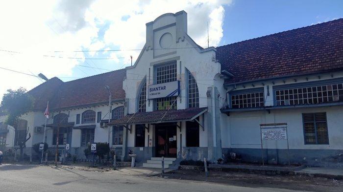 Sejarah Stasiun Kereta Api Siantar, Bukti Majunya Industri Perkebunan Kolonial Belanda