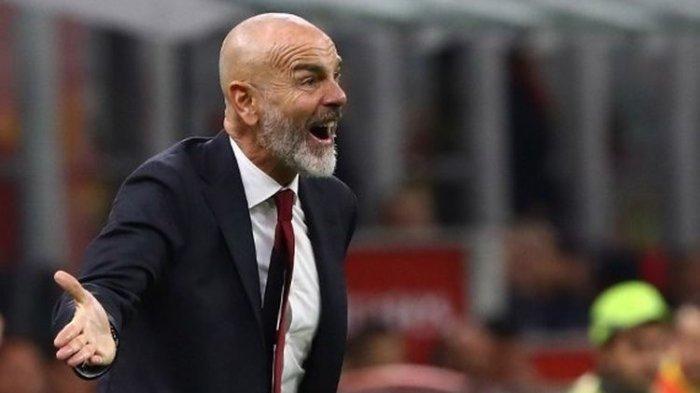 JADWAL Tayang Siaran AC Milan Vs Benevento, Nasib Pioli Tetap Aman Meski Rossoneri Gagal Ke UCL