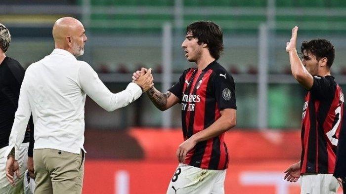 LIGA ITALIA - Nasib Stefano Pioli di AC Milan Diperpanjang, Berharap Nikmati Stadion Baru