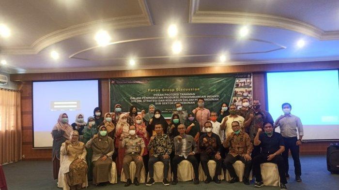 Segera Buka Prodi Proteksi Tanaman, STIPAP Gelar FGD Bersama Stakeholder Secara Daring dan Luring