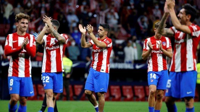 Atletico Madrid bantai Barcelona 2-0 lanjutan Liga Spanyol.