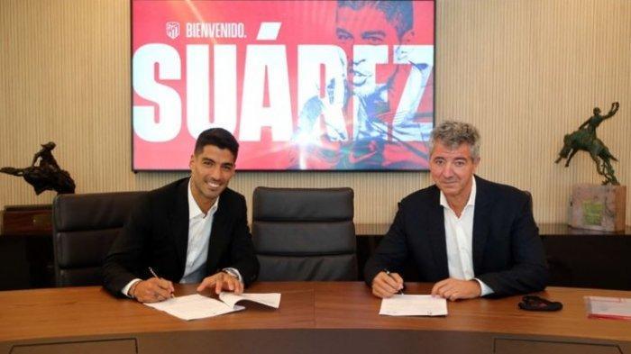 Rekrut Luis Suarez, Atletico Madrid Tak Perlu Cemas, Ini Sederet Catatan Menjajikannya