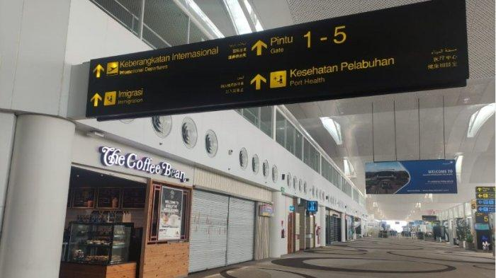 Pergerakan Penumpang di Bandara Kualanamu Membaik, Paling Banyak Tujuan Domestik