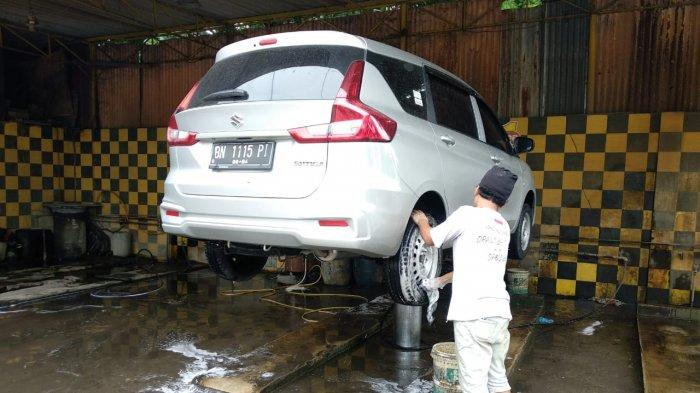 Member TFC Dapat Promo Cuci Mobil di Berkah Auto Service