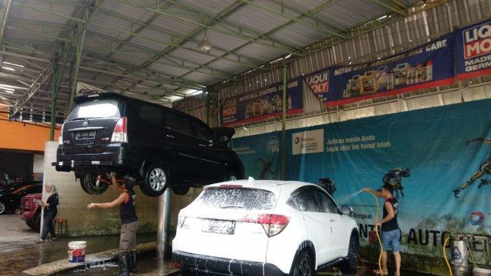 Berkah Auto Service Jaga Kenyamanan Pelanggan