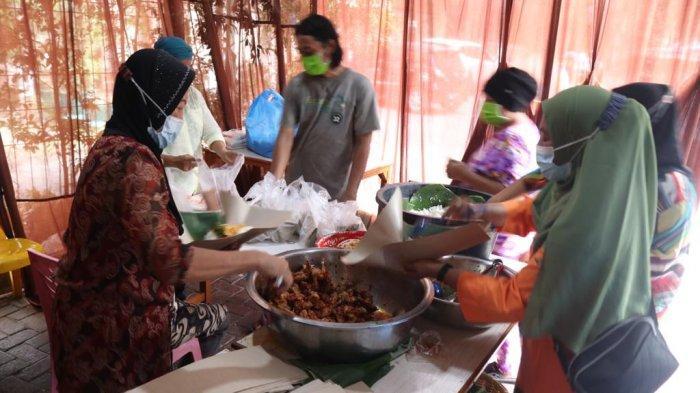 Bobby Nasution Apresiasi Dapur Umum Komunitas Satu Hati: Semangat Gotong-royong Harus Ditunjukan