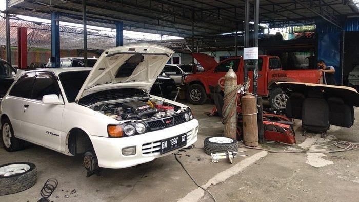 Sahabat Mobil Service, Bengkel Mobil Termurah, Terlengkap dan Terpercaya di Kota Medan
