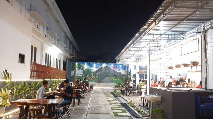 Melam Coffee, Kafe yang Hadirkan Konsep Khas Karo, Pertama di Medan