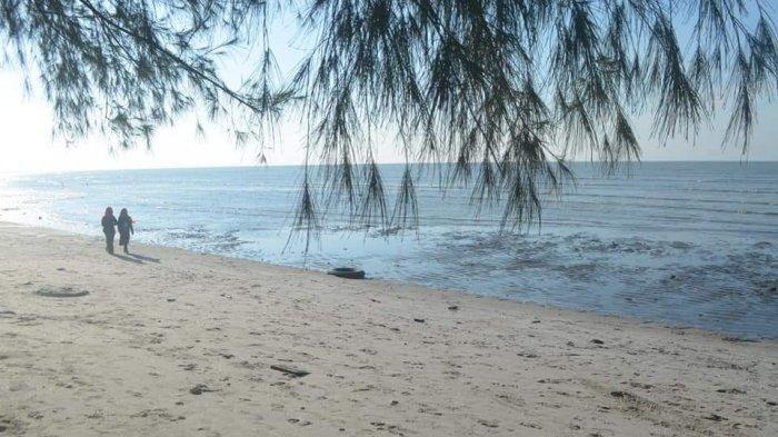 Pantai Serambi Deli, Tempat Wisata di Deliserdang, Cocok untuk Menikmati Sunset
