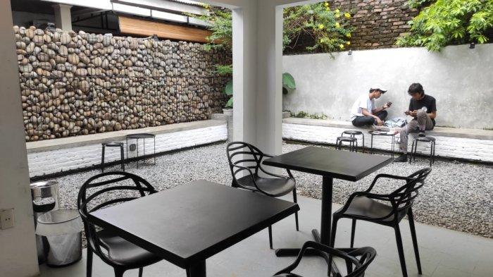 Suasana di Sukku Coffee and Space