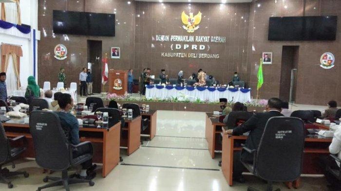 Kabar Surat Kunker Palsu Pimpinan DPRD Deliserdang, BKD Serahkan ke Polda Sumut
