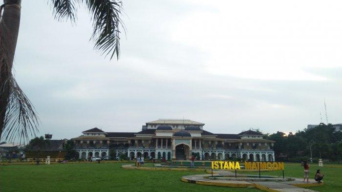 Fakta Menarik di Istana Maimoon, Dibangun Oleh Arsitek Bernama Theo Van Erp