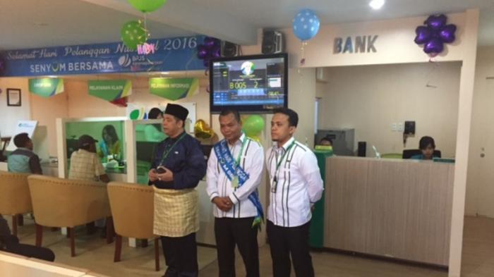 Hari Pelanggan Kantor Bpjs Ketenagakerjaan Binjai Meriah Tribun Medan