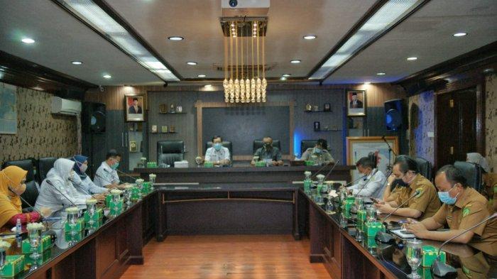 Selesaikan Mikrozonasi di Kota Medan, BMKG Diapresiasi Pemkot Medan