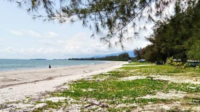 Pantai Binasi Tapanuli Tengah, Lokasi Wisata yang Asri, Cocok Jadi Tempat Santai Bareng Keluarga