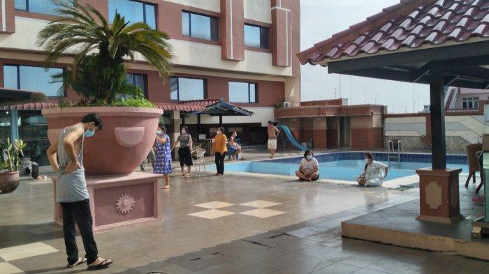 Isoter di Eks Hotel Soechi, Ini Syarat dan Fasilitas Serta Kegiatan yang Dilakukan