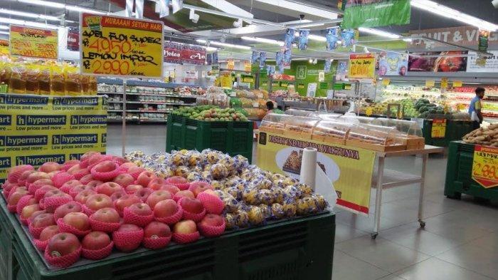 Hypermart Sun Plaza Suguhkan Berbagai Promo Makanan Segar Hingga Elektronik