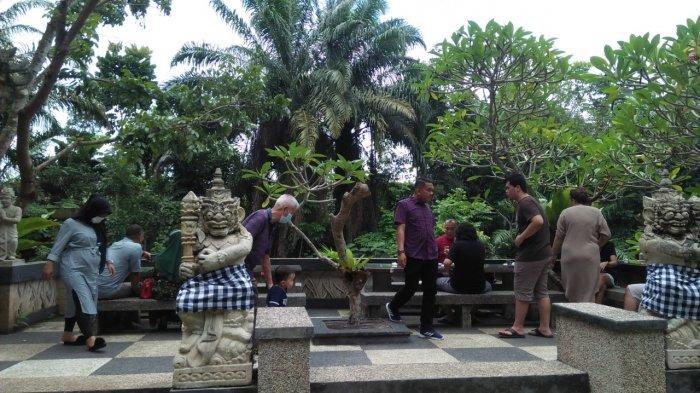 Wisata T Garden Little Bali in Medan, Bernuansa Budaya Hindu Bali Cocok Untuk Rekreasi Keluarga