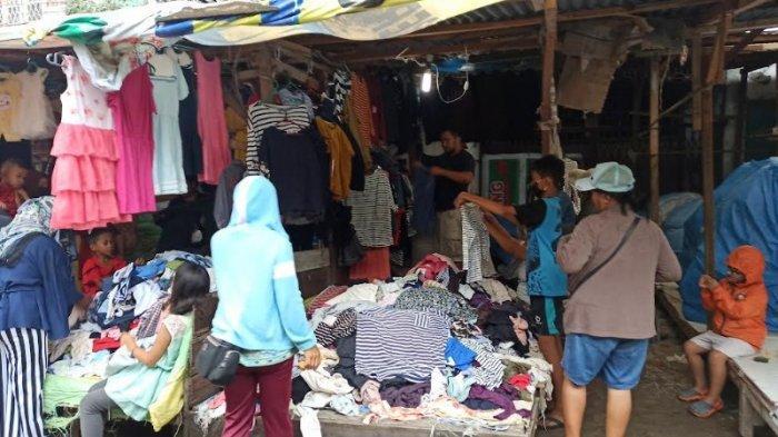 OMZET Terjun Bebas, Pedagang Pasar Petisah Minta Pemko Medan Berikan Bantuan selama Masa PPKM
