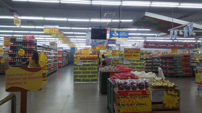 Hypermart di Sun Plaza Suguhkan Diskon hingga Voucher Menginap Aryaduta, Berikut Daftar Lengkapnya