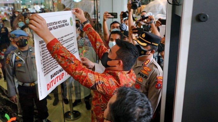 Bobby Nasution Bikin Tunduk Mal Centre Point, PT ACK Akhirnya Bayar Utang Miliaran dengan Menyicil