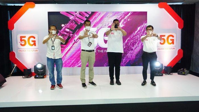 WALI Kota Bobby Antusias Sambut Layanan Telkomsel 5G yang Resmi Diluncurkan di Medan