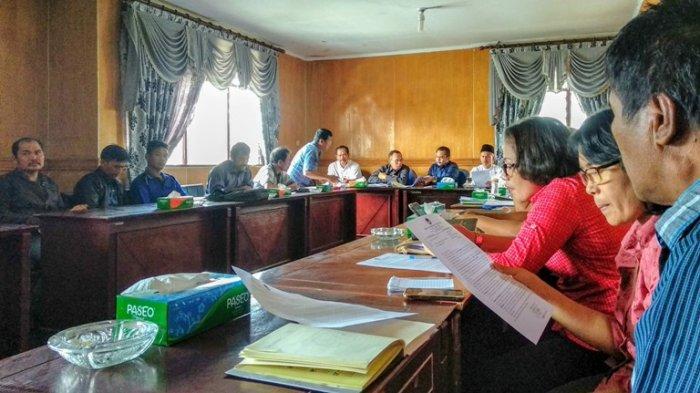 Cacat Hukum dan Sarat KKN, DPRD Dairi Minta Rekrutmen Perangkat Desa Dihentikan