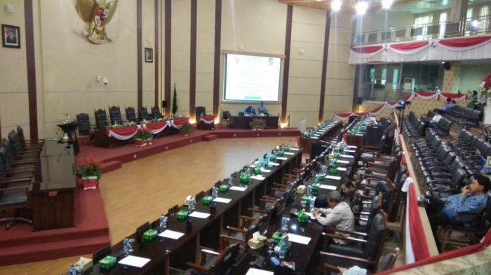 Empat Pimpinan DPRD Medan Tak Hadir, Rapat Paripurna Batal Digelar