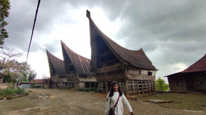 Desa Batu Moror, Kampung Asli Masyarakat Batak, Ada Kumpulan Rumah Adat
