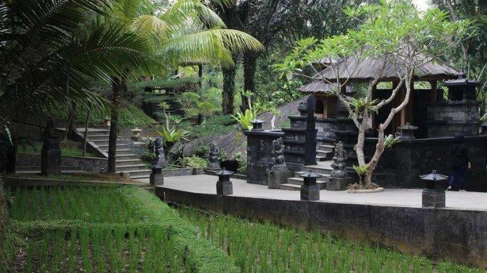 T Garden, Lokasi Wisata yang Tawarkan Panorama Khas Bali di Pinggir Kota Medan