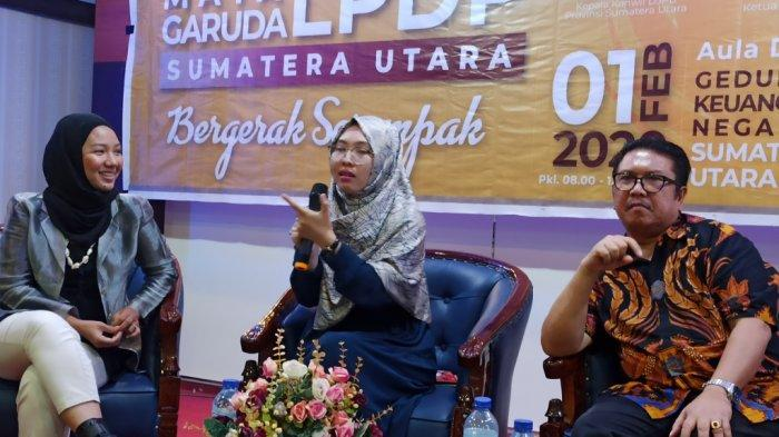 Mata Garuda LPDP Sumut Bagi Tips Lulus Beasiswa, 'Kuatkan Personal Branding'