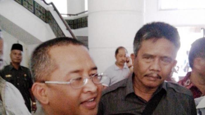 Mantan Bupati Tapteng Ditetapkan Jadi Tersangka, Kasus Penipuan Rp 450 Juta