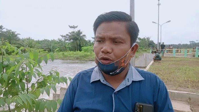 Demi Keselamatan Rumah, Sudah Dua Titik Tanggul Dibuka Warga di Simpang Empat Asahan
