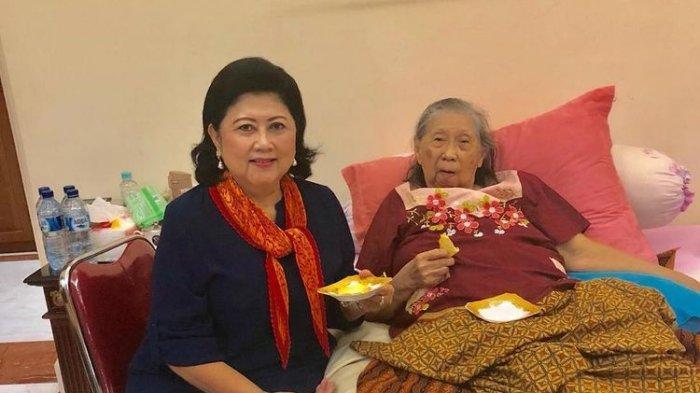 Sunarti Sri Hadiyah Istri Letjen Sarwo Edhie Wibowo, Ibu Mertua SBY Meninggal Dunia di Usia 91 Tahun
