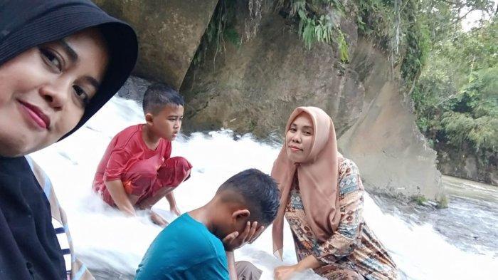 Sungai ini mulai menjadi daya tarik oleh warga luar daerah, seperti warga asal Tebingtinggi dan Simalungun