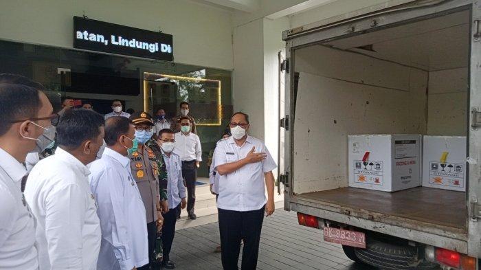 Jumlah Nakes yang Divaksinasi di Deliserdang Masih Rendah, Ikut Vaksin Cukup Bawa KTP