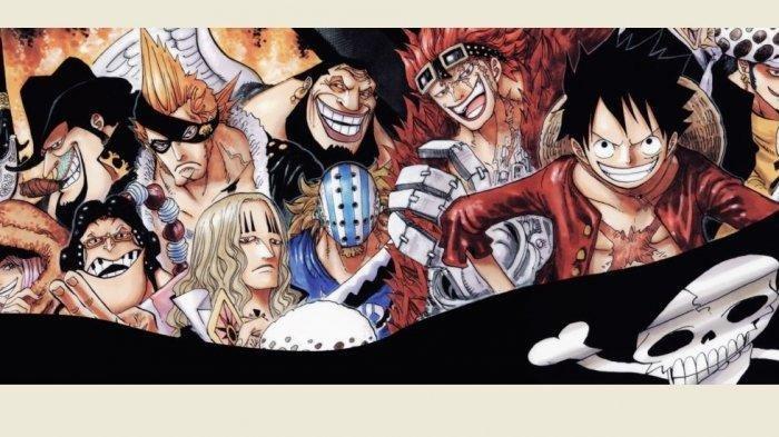 Supernova terkuat di Serial Komik One Piece