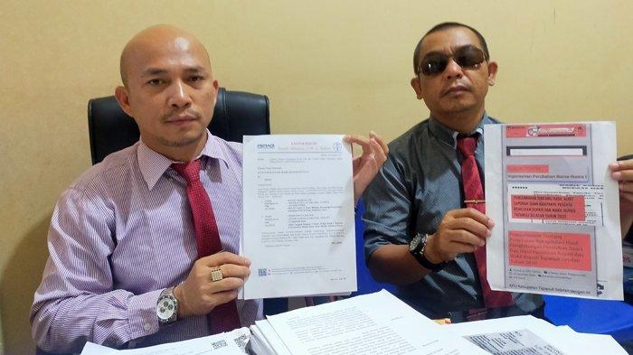 Gugatan Pilkada Tapsel Ditolak Gegara Waktu Pengajuan Lewat 6 Menit, Pengacara Laporkan 9 Hakim MK