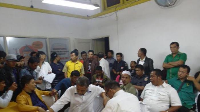 Tak Didukung Golkar Kubu AL, Calon Walikota Siantar Ditolak KPU