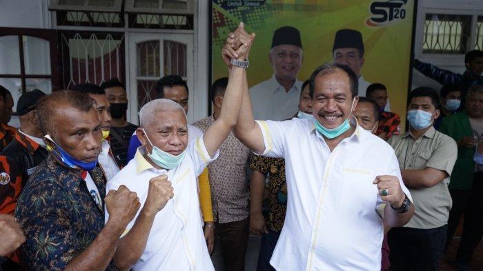 Surya-Taufik Melenggang Pimpin Asahan Setelah Gugatan Nurhajizah-Hendri Kandas di MK