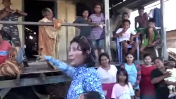 Tonton Video Kunjungan Menteri Susi ke Daerah Pinggiran Sulteng, Netizen: Bikin Terharu