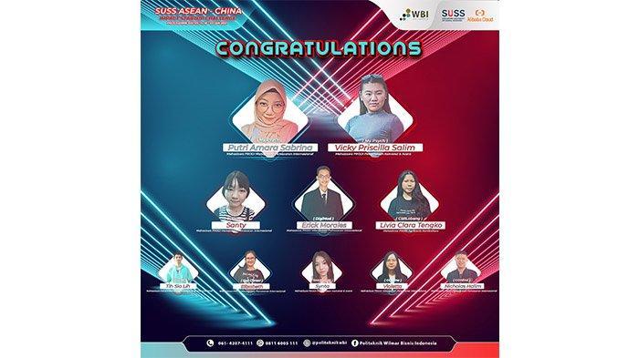 Mahasiswa Politeknik WBI Medan Raih Prestasi Gemilang di SUSS Start-UP Impact Challenge 2021