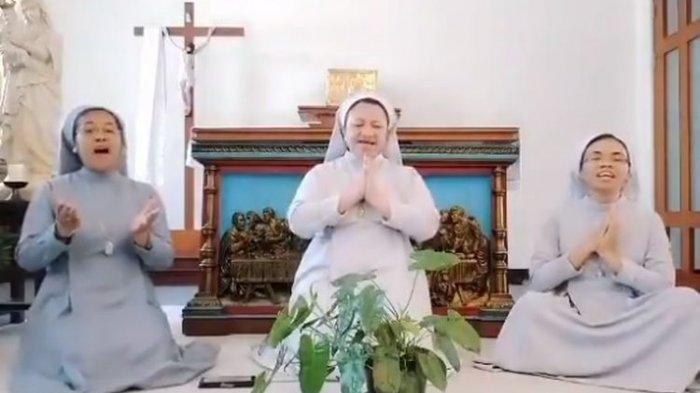 Hari Ini 7 Oktober Peringatan Santa Perawan Maria: Berikut Bacaan Injil dan Mazmur Tanggapan