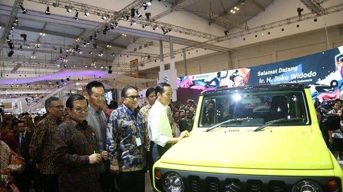 Bos Dealer Ditelpon Banyak Jendral TNI Gara-gara Mobil Nostalgia Jokowi